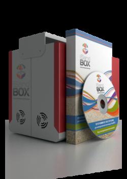 iSandbox Lite - sandkasse med AR-teknologi (Augmented Reality Technology)